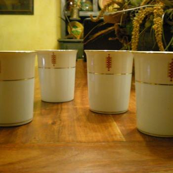 1955 Noritake Cups