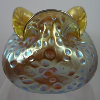 Loetz Candia Silberiris Diaspora, PN unknown, ca. 1901 - Art Glass