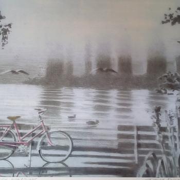 Lost Lagoon - Fine Art