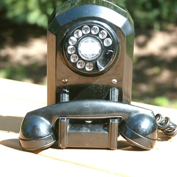 Unique Western Electric Telephone