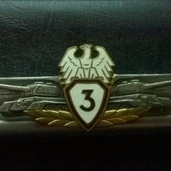 Polish Military Pin - Military and Wartime