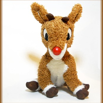Rudolph The Red Nosed Reindeer ...... is HERE