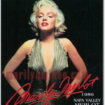 marilyn monroe merlot 1986 - Movies
