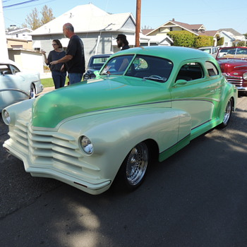 1948 CHEVROLET COUPE - Classic Cars