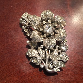 Interesting Trifari piece - Costume Jewelry