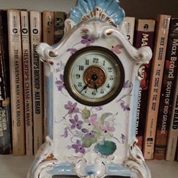 ansonia clock - Clocks