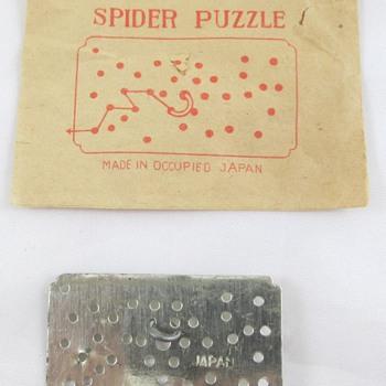 Spider Puzzle - Toys