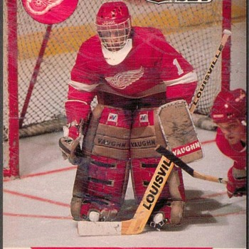 1990 - Hockey Cards (Detroit Red Wings) - Hockey
