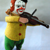 Schucco Wind-up Violinist