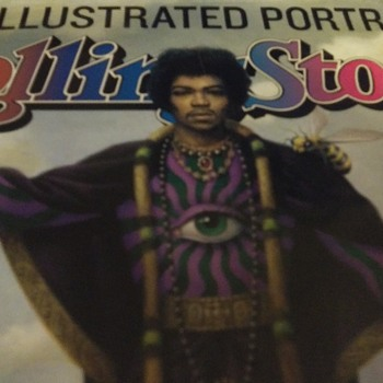 Jimi Hendrix...On Compact Disc And Illustrated - Music Memorabilia