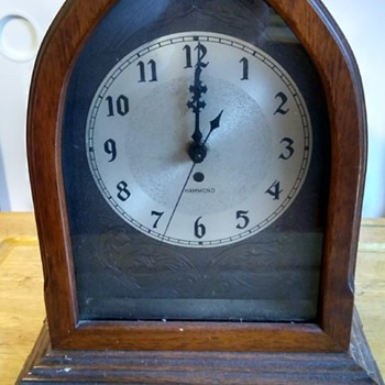 Hammond Clock - Clocks