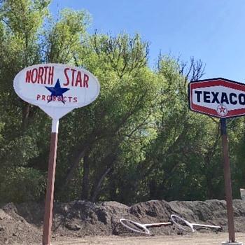 NorthStar Gas - Signs
