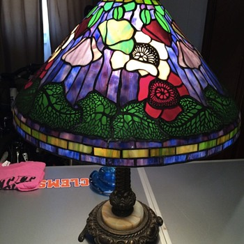 What is this beautiful lamp?  - Lamps