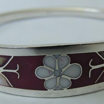 Sterling Silver Girl's Bracelet