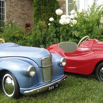 Canadian Austin J40's! - Toys