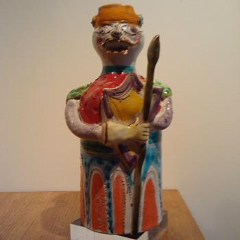 ORLANDO - GIOVANNI DE SIMONE - Pottery