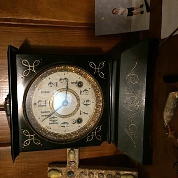 Grandmother's  clock - Clocks