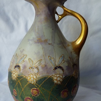 RStK Bohemia Amphora - Pottery
