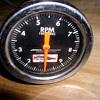 JONES Cable driven TACH early MOROSO gasser race car tachometer