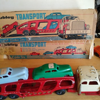 Hubley Auto Transport - Toys