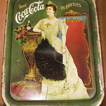 MY FIRST COCA COLA TRAY - Coca-Cola
