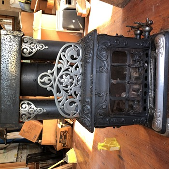 New Progress 1900-1910 Gas Stove - Kitchen