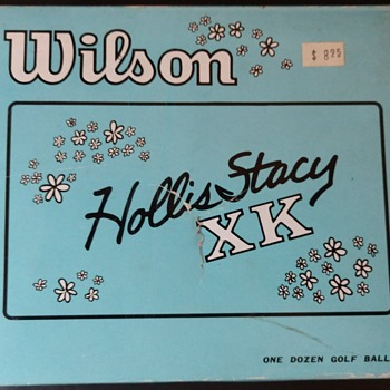 The Super Rare Hollis Stacy XK by Wilson, Made in Korea - Sporting Goods