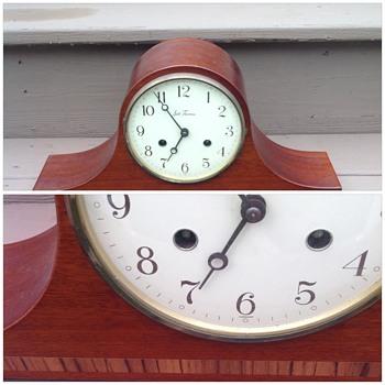 Seth Thomas Lynton 2W mantel clock - Clocks
