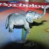 Plastic elephant toy