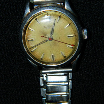 My grandfather's hand wound Tissot