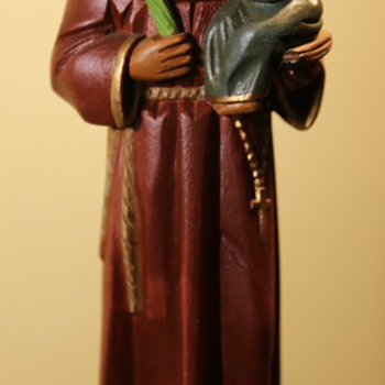 Santo from Brazil by Jose Bezerra - Figurines