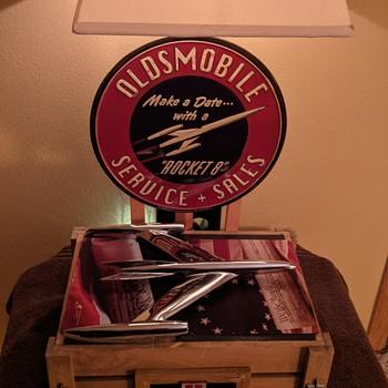 My Olds stuff - Classic Cars