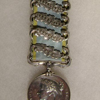 Crimea Medal - Military and Wartime