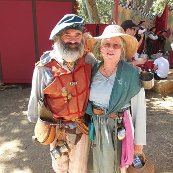 Welcome To Opening Day Of The 2017 Northern California Renaissance Pleasure Faire  - Photographs