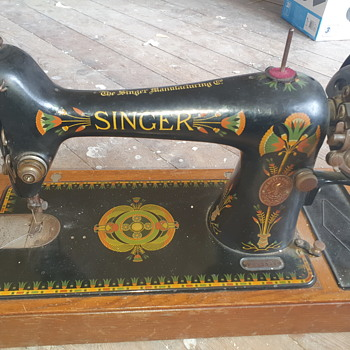 Singer sweing machine  - Sewing