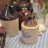 Algiers Point, LA  stoneware jug (unlisted).