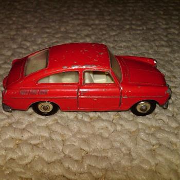 Matchbox VW1500TL - Model Cars