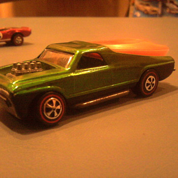 Restored Custom Seaside is not worth nearly as much as a well kept examplebut it looks good! - Model Cars