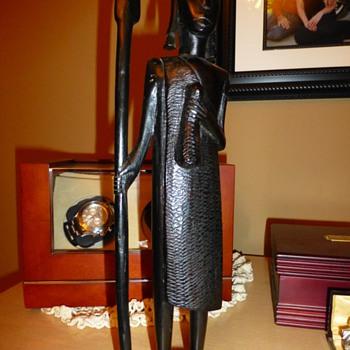 Tribal Art Carving 2.0 - Folk Art
