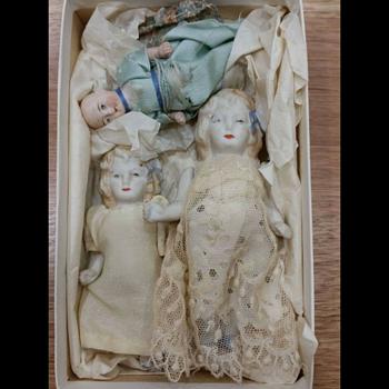My Great Grandmas dolls - Dolls