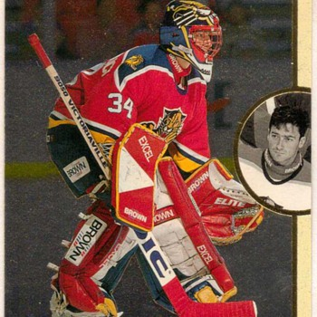 1996 - Upper Deck Hockey Card - Hockey