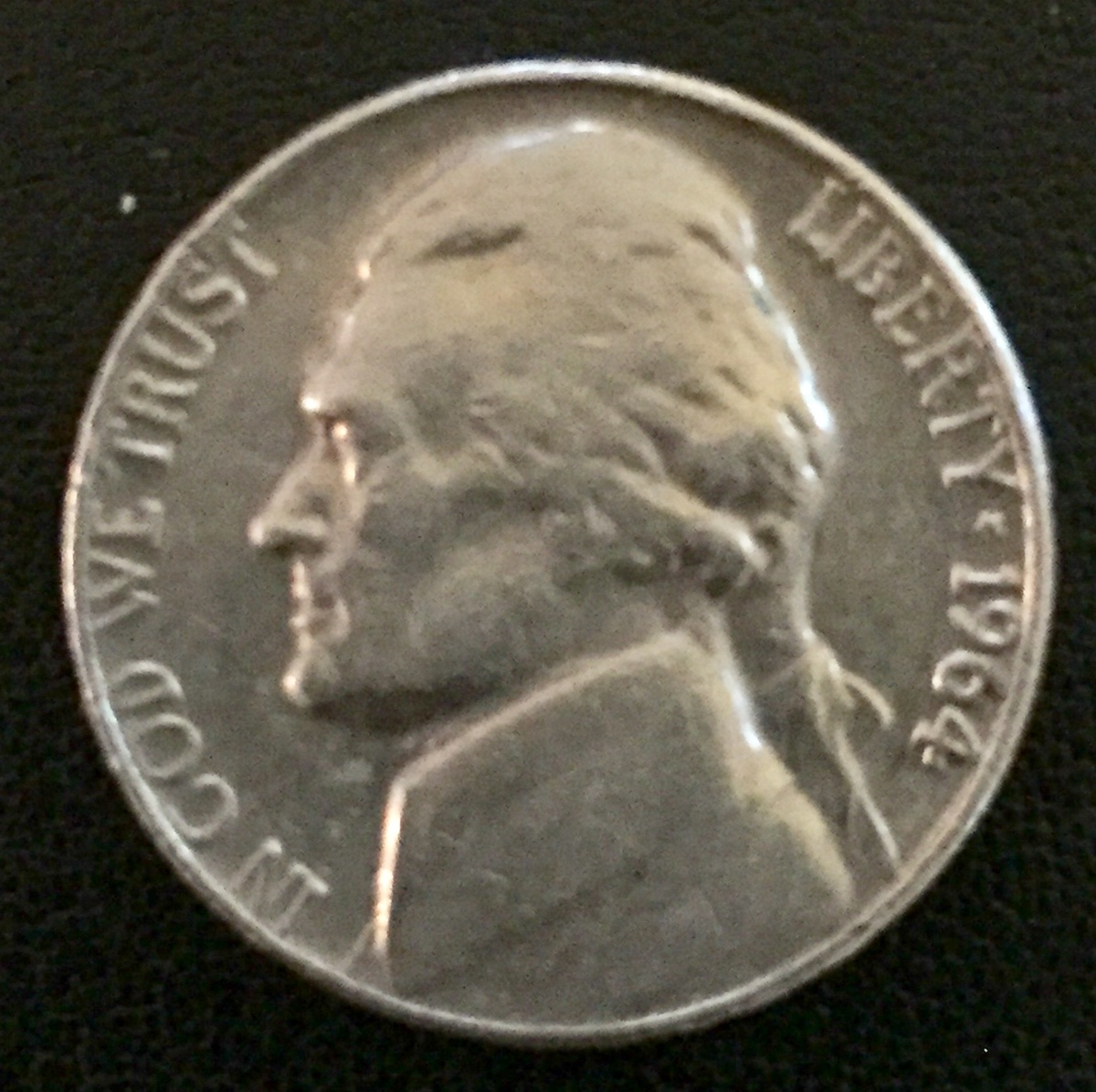 1964 Jefferson Nickel no mint mark need information | Collectors Weekly