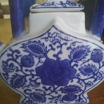 Antique Asian Teapot - Asian