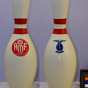 "AMF ""Meatball"" Bowling Pin - Sporting Goods"