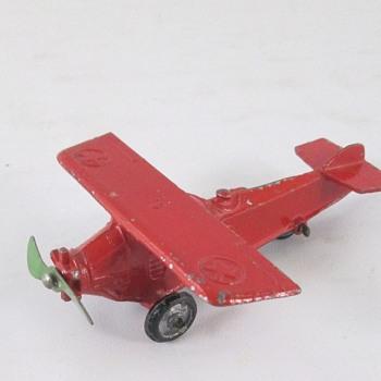 Kansas Toy Cabin Plane - Toys