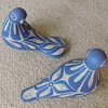 Pair of Signed Doves - Scandinavian? American?