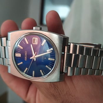 Seiko mechanical 6602 8060  - Wristwatches