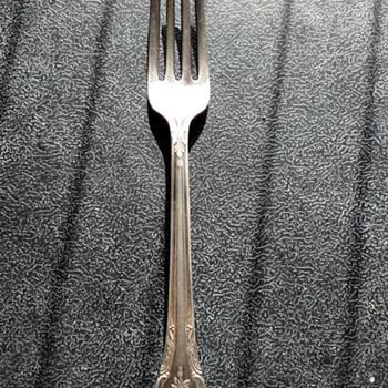 Gorham fork - Silver