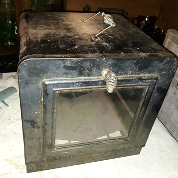 Vintage Boss Camp Oven In Better Shape Than It Looks - Kitchen