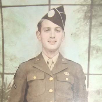 WW2 Aiborne Trooper - Photographs